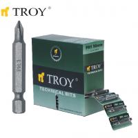 Комплект инструменти PH-1 TROY T 22255 / 50 милиметра /