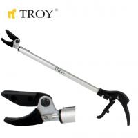 Ножица за цветя и тънки клонки TROY T 41205 / 640 мм., Ø 12 мм. /