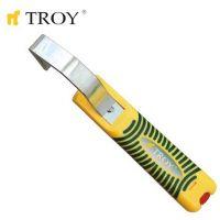 Инструмент за оголване на кабели TROY T 24002 / Ø 37-47 милиметра /