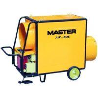 Индиректен дизелов отоплител Master BV 310FSR AIR-BUS / 75 kW / радиален вентилатор с високо налягане и 1 отвор