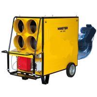 Индиректен дизелов отоплител Master BV 690FTR / 220 kW / радиален вентилатор с високо налягане и 4 отвора за топлия въздух