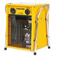 Електрически калорифер Master B 5 ECA / 5 kW , 2 степени /