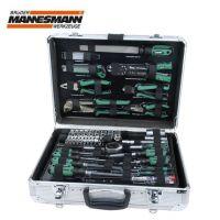 Сервизен куфар с инструменти Mannesmann M 29075 / 108 части /