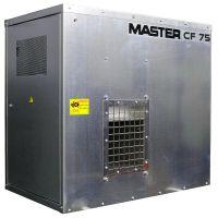 Газов отоплител Master CF 75 Spark zinc, 75 kW, 2100 м³/ч