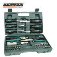 Комплект професионални инструменти Mannesmann M 29110 / 45 части /