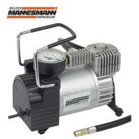 Мини компресор с манометър Mannesmann M 01790 / 12 V, 10 bar /