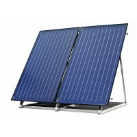 Селективен колектор Bosch Solar 5000 TF вертикален / 2.4 m2 /