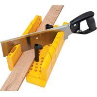 Шаблон за трион за рязане под ъгъл STANLEY / с трион 310 мм /