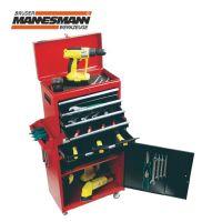 Сервизна количка за инструменти от 2 части Mannesmann M 28260 / празна /