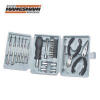 Комплект професионални фини инструменти с клещи Mannesmann M 29300 / 26 бр. /