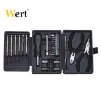 Комплект фини инструменти с клещи  Wert 26 части - W 2241