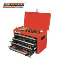 Кутия с инструменти Mannesmann M 28261 / 45 x 33 x 24 cm, 121 части /