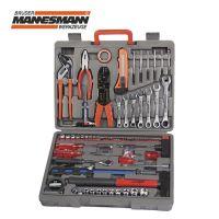 Комплект инструменти в куфар Mannesmann M 29555 / 555 части /