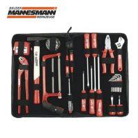 Комплект инструменти в кожен несесер Mannesmann M 29055 / 26 части /