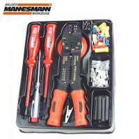 Комплект електричарски инструменти Mannesmann M 00208 / 82 части /