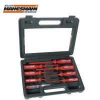 Електричарски комплект отвертки Mannesmann M 1187-8-PL / 8бр. /