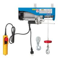Електрическа подемна лебедка FERVI 0600, 0,75 kW 200/400 кг