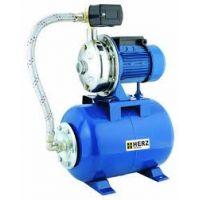 Мини хидрофорна система SJET 100A+24l / 750 W , воден стълб 45 m /