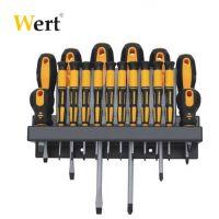 Комплект отвертки Wert 18бр - W 2257
