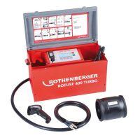 Машина за електродифузно заваряване на фитинги ROTHENBERGER ROFUSE 400 TURBO / до 400 mm /