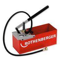 Контролна помпа Rothenberger TP 25 / до 25 bar /