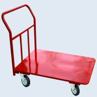 Платформена количка Dinis PT-800-1200-800-GKB / 1200x800 mm , 800 kg / колела Blickle