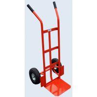 Ръчна количка Dinis HT-300-PB / 350x300 mm , 300 kg / пневматични колела Blickle