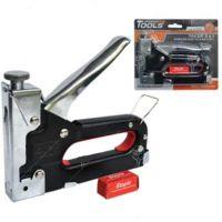 Ръчен такер Premium 3 в 1 / телчета - 15-20 мм , скоби 10-12 мм , пирони 10-14 мм /