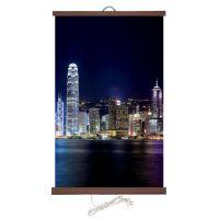 Гъвкавият настенeн, инфрачервен нагревател IRT 450 - тип картина (400W) Хонг Конг