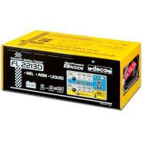 Автоматично зарядно устройство с микропроцесор и електронен контрол Deca FL 2213D / 0.53 kW , 6/12/24 V, 3,5 - 7 - 15 A , 15 - 260 Ah /