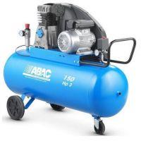Електрически въздушен компресор Abac A39B 150 CM3/393, 10 бара, 393 литра/мин.