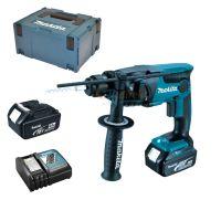 Акумулаторен перфоратор DHR165RFE 18 V , 3 Ah / 2xBL1830 , зарядно и куфар /