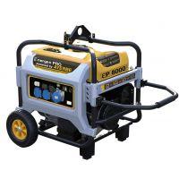 Трифазен бензинов генератор AYERBE Ɛner-Gen Pro 8000 KT TX / AVR, 7000W, 2,4 л/ч. разход /