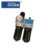 Пневматичен филтър, регулатор и омаслител 1/2(N)PT GÜDE 41079 / 0-10 bar /