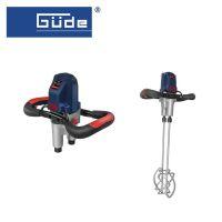Електрически миксер за строителни разтвори GÜDE GRW 1800-2 TWIN / до 100 литра /