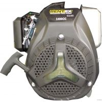 Бензинов двигател Cimex G100 / 2.8 к.с. (2.1 кВт) при 3600 об/мин.
