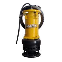 Строителна дренажна помпа Cimex D3-29.55 / 3'' , 3.7 kW , 380 V , воден стълб 29 m /