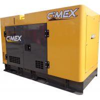 Индустриален дизелов генератор Cimex SDG20 / 16 kW , 380 V , AVR , вградено табло за авариен старт
