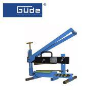 Професионална гилотина за оформяне на каменни плочки, павета GÜDE GSK 110/330 / 20 - 110 мм /