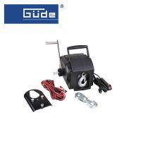 Електрическа лебедка GÜDE 55127 / 900 КГ / 12V