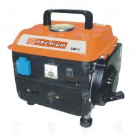 Бензинов генератор Premium / 750W , 12V/8A /