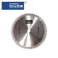Режещ диск за циркуляр GÜDE 55076 / 210x30 мм / 60 Z /