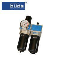 Пневматичен филтър, регулатор и омаслител 3/8(N)PT GÜDE 41085