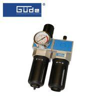 Пневматичен филтър, регулатор и омаслител GÜDE 41084 / 1/4(N)PT / 0-10 bar