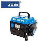 Монофазен генератор GÜDE GSE 950 / 750 W , 4 литра резервоар /