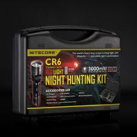 Ловен комплект Nitecore CR6 Hunting Kit / 440 lm , 190 m , фенер , зарядно /