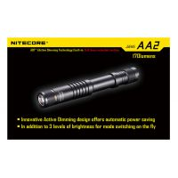 Фенер Nitecore Sens AA2 / 170 lm /