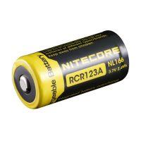 Батерия Nitecore NL166 / Li-ion  3.7 V , 650 mAh /