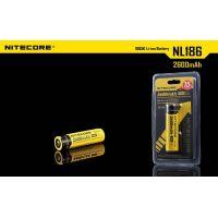 Батерия Nitecore NL186 / Li-ion , 3.7 V , 2.3 Ah /