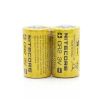 Литиева батерия Nitecore CR2 / 3 V /